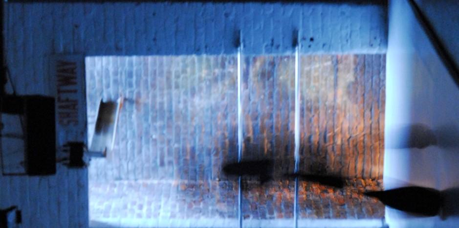 shaftway The Chocolate Factory June 08 by Ryutaro Mishima